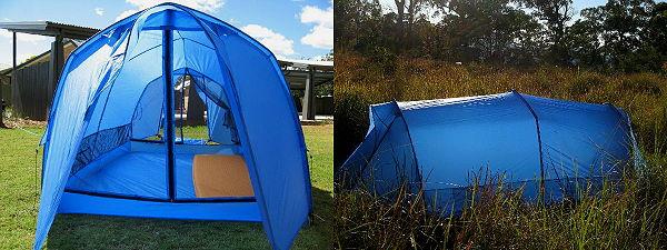 Gregu0027s 2M 3P Tent & DIY - My Designs - Summer tents